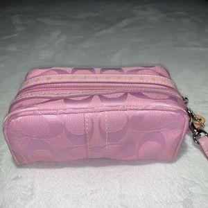 COACH Mini Cosmetic case bag